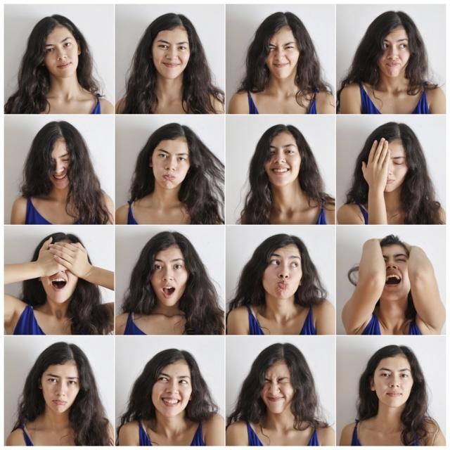 Collage psicologia