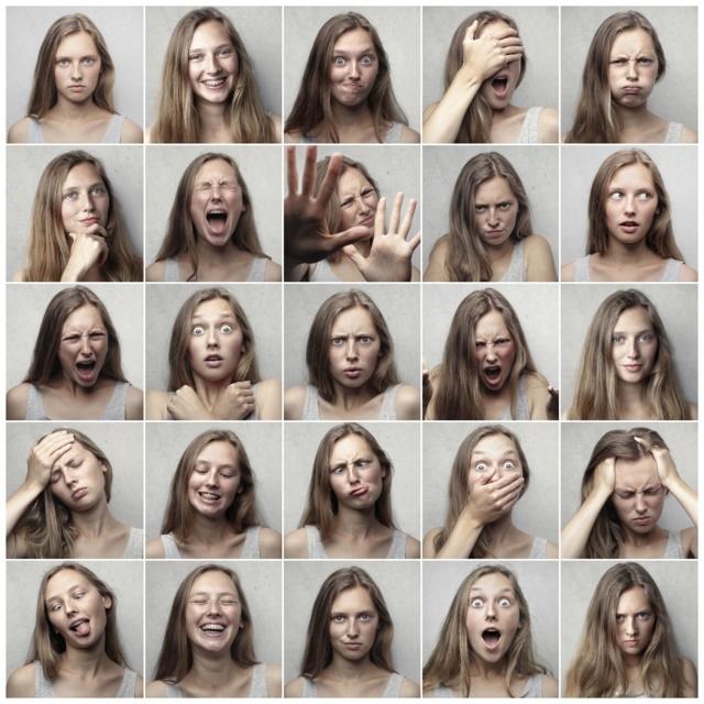 collage psicologico