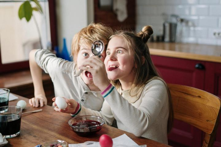 Come crescere un bambino creativo: tre suggerimenti pratici