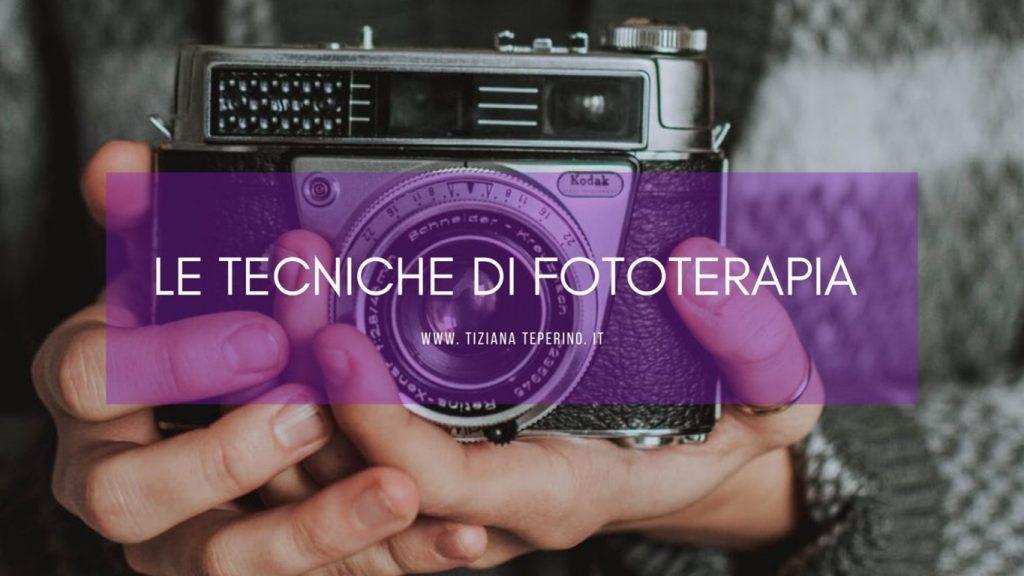 Le tecniche di fototerapia: lavorare con le immagini in terapia
