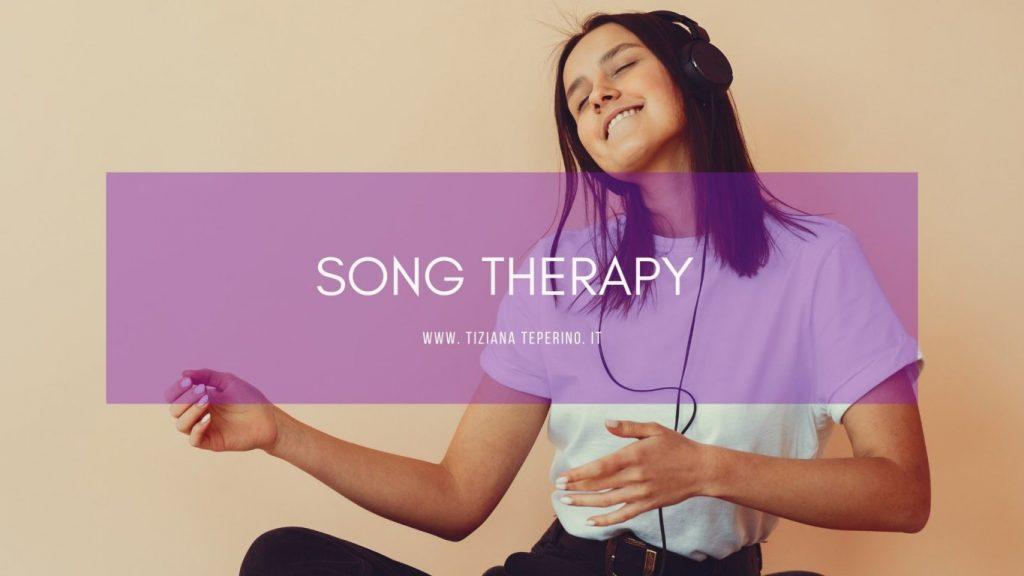 Songtherapy: quando la musica incontra la psicologia.
