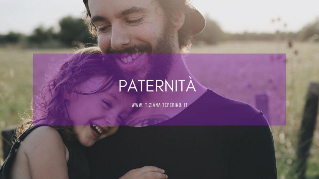 Essere padre, emozioni e fragilità.